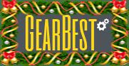 Новогодние Акции и скидки в GearBest
